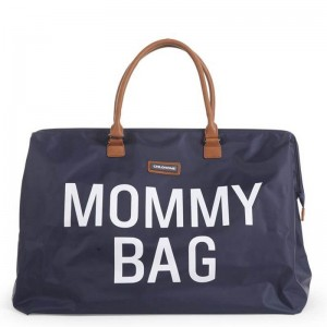 Torba Mommy Bag granat Childhome